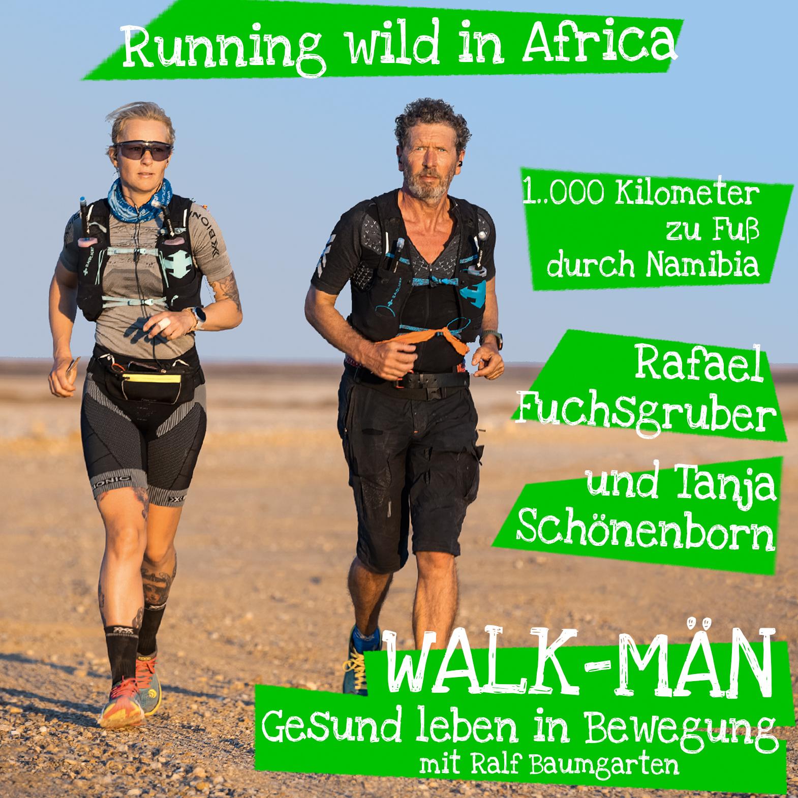 Running Wild in Africa